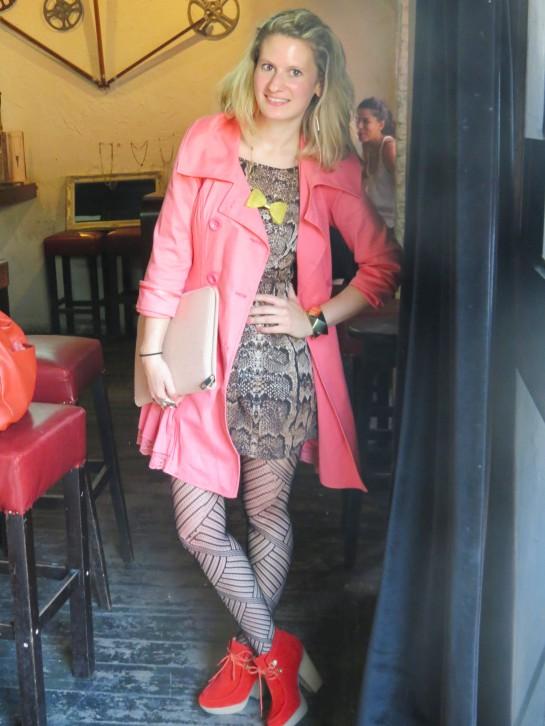 Rony wearing Petitaureau