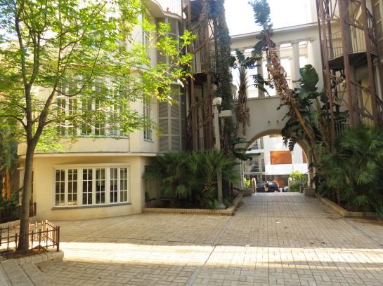 Lev Ha'ir Quarter architecture