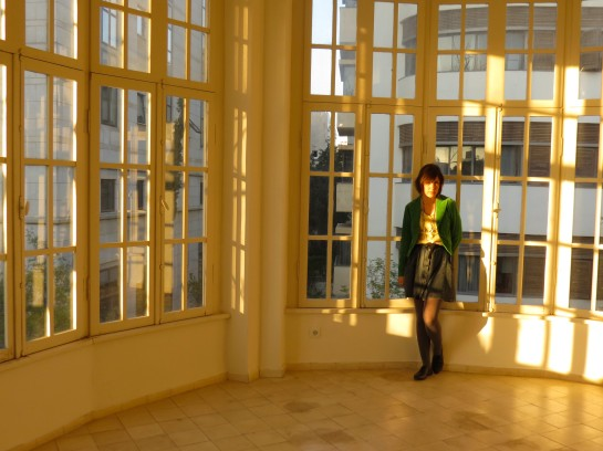 Vera at Shalosh Gallery