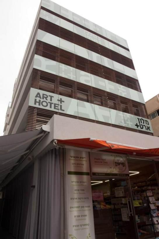 Artplus-Hotel-Tel-Aviv